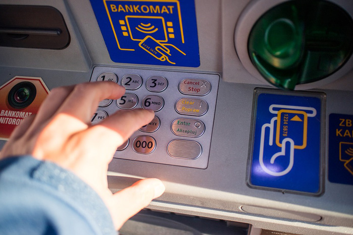Atm Finance Currency Banking Payment Cash Money